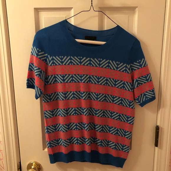 J. Crew Sweaters - J. Crew Short Sleeve Sweater